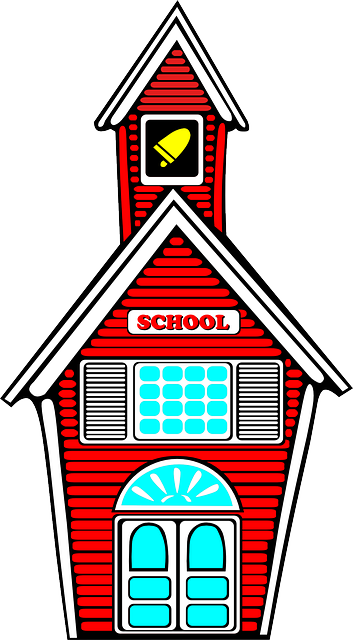 picture of a schoolhouse